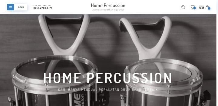 Home Percussion