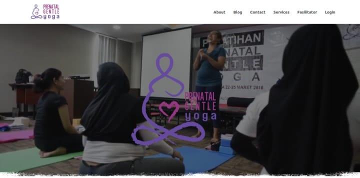 Prenatal Gentle Yoga